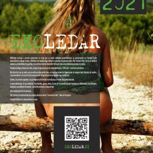 EKOledar - okoljevarstveni erotični slovenski koledar